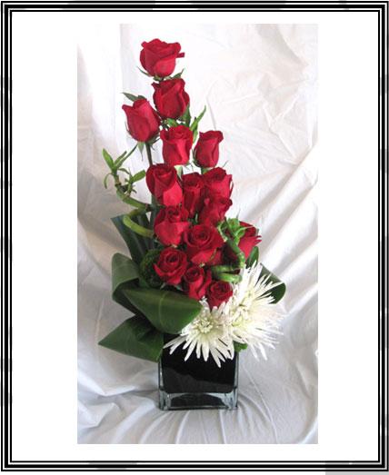 Lewis designs floral flower arrangements las